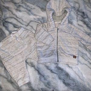H&M hoodie set